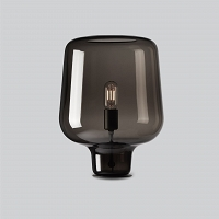 SAY MY NAME lampa stołowa grey glossy NOTHERN LIGHTING