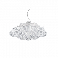 DRUSA suspension Lamp White