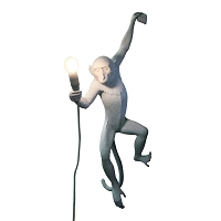 Monkey Lamp - kinkiet