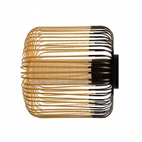 Bamboo wall/ceiling lamp S