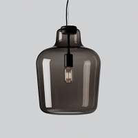 SAY MY NAME - lampa wisząca glossy grey NOTHERN LIGHTING