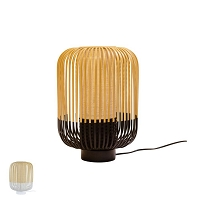 Bamboo table lamp M