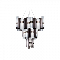 LA LOLLO Pewter White lampa wisząc XL SLAMP