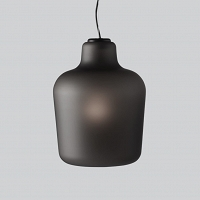 SAY MY NAME - lampa wisząca smoked grey matt NOTHERN LIGHTING