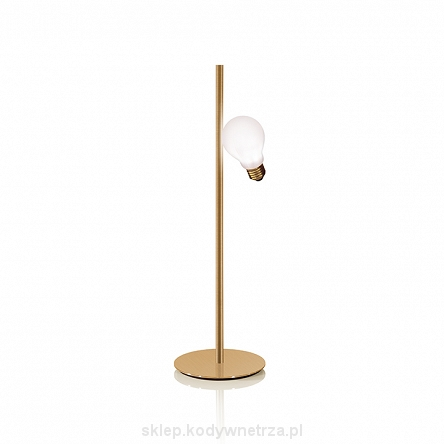 IDEA Table Brass