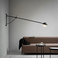 BALANCER lampa ścienna Black NOTHERN LIGHTING