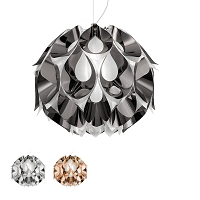 Flora Pewter/Silver/Copper S SLAMP
