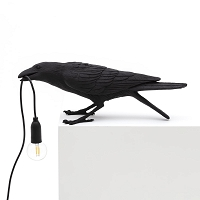BIRD Playing black