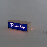 LIGHTHINK BOX - SMILE, Paradise, LIVE