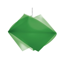Gemmy suspension Lamp Green