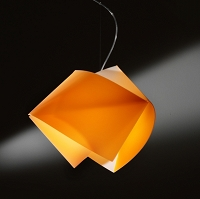 Gemmy suspension Lamp Orange