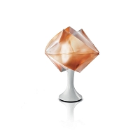 Gemmy Prisma table Lamp Amber
