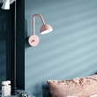 Blush- - nowoczesny i minimalistyczny kinkiet od Northern Lighting./ Bluah - modern minimialistic wall lamp from Northern Lighting.